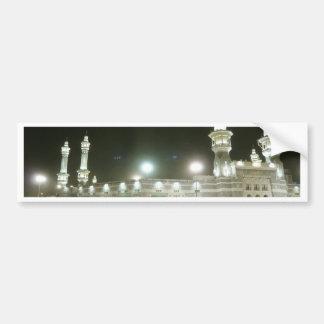 Kaaba Kaba Mecca Mecca Islam Allah Muslim Muslim Bumper Sticker