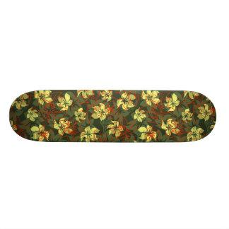 Kaanapali Camo Hawaiian Skateboard