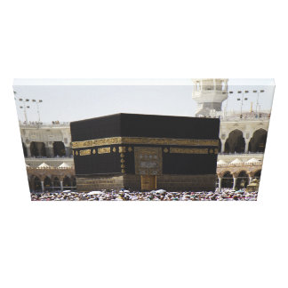 Kabba, 2011 Hajj Gallery Wrap Canvas