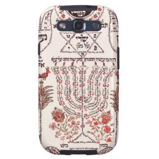 Kabbalah Design Galaxy SIII Covers