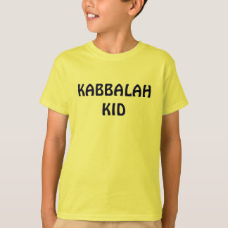 KABBALAH KID T SHIRT