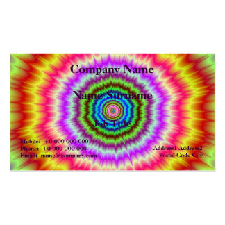 Kaboom!!!! Card Double-Sided Standard Business Cards (Pack Of 100)