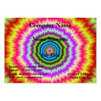 Kaboom!!!! Card Large Business Cards (Pack Of 100)