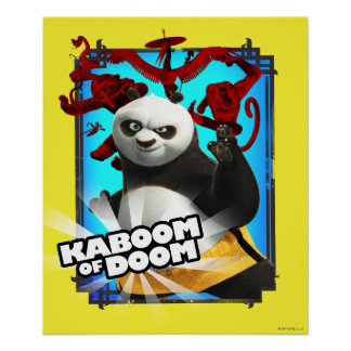 Kaboom of Doom Poster
