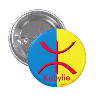 Kabylie 3 Cm Round Badge