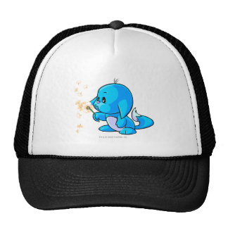 Kacheek Blue Cap