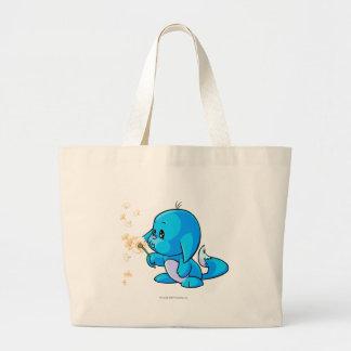 Kacheek Blue Jumbo Tote Bag