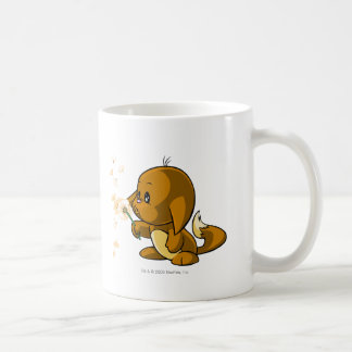 Kacheek Brown Basic White Mug