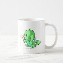 Kacheek Green mugs