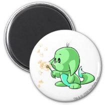 Kacheek Green magnets