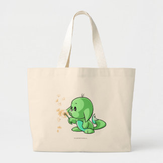 Kacheek Green Jumbo Tote Bag