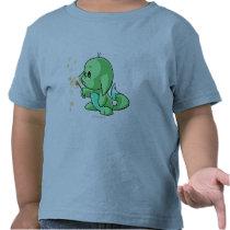 Kacheek Green t-shirts