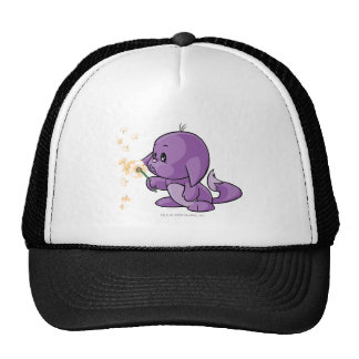 Kacheek Purple Cap