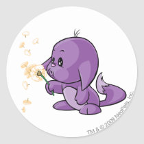 Kacheek Purple stickers