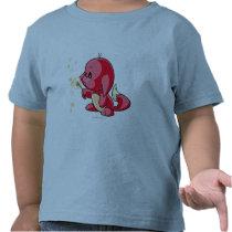 Kacheek Red t-shirts
