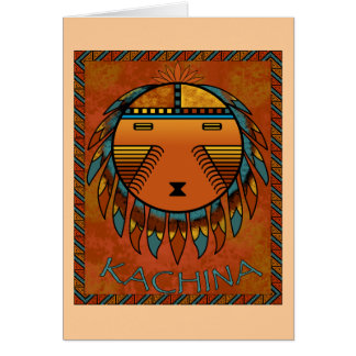 Kachina Card