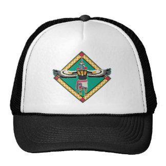 Kachina Dancer Hat