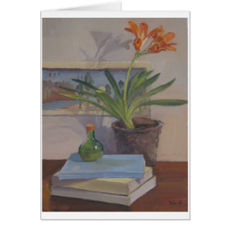 Kaffir Lily - Art Card, Blank Card