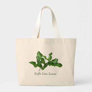 Kaffir Lime Leaves Tote Bags