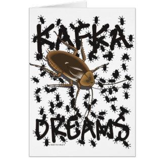 Kafka Dreams Card