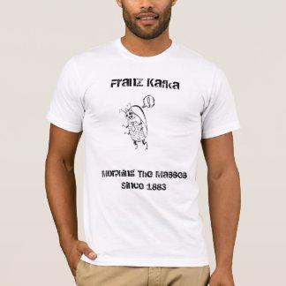 Kafkaesque White T-Shirt