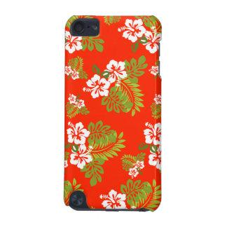 Kahakai Tropical Print iPod Touch 5G Cases