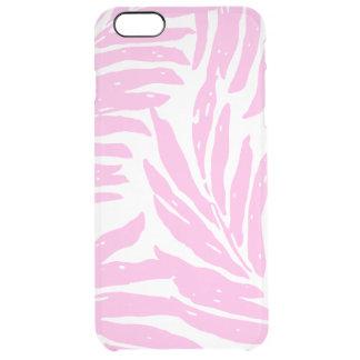 Kahanu Garden Hawaiian Palm Leaves Clear iPhone 6 Plus Case