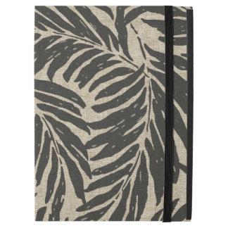 "Kahanu Palms Hawaiian Linen Texture iPad Pro 12.9"" Case"