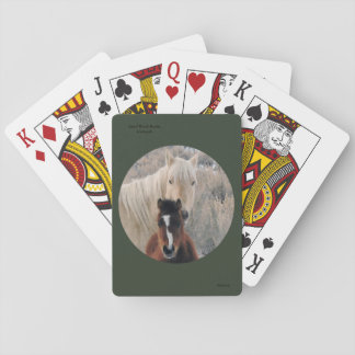 Kahlua and Avocet from Sand Wash Basin Playing Cards