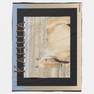 Kahlua Fleece Blanket