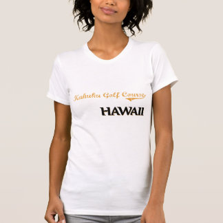 Kahuku Golf Course Hawaii Classic Tee Shirts