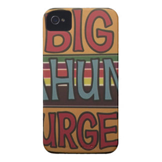 Kahuna Burger iPhone 4 Case-Mate Case