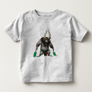 Kai Hungry for More Power Toddler T-Shirt
