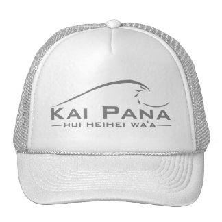 Kai Pana Wave Trucker Cap