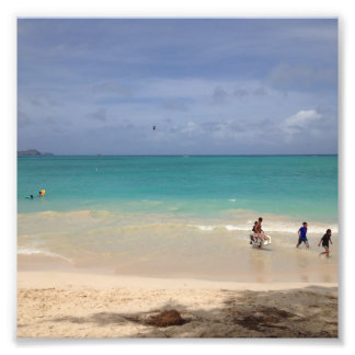 Kailua Beach Photo Print