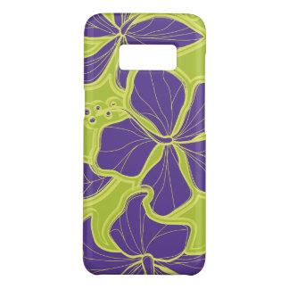 Kailua Hibiscus Hawaiian Oversized Floral Case-Mate Samsung Galaxy S8 Case