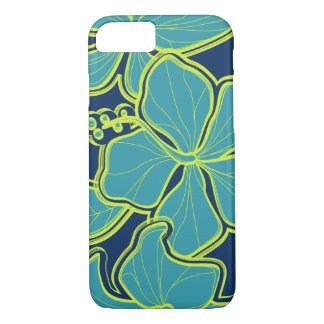 Kailua Hibiscus Hawaiian Oversized Floral iPhone 8/7 Case