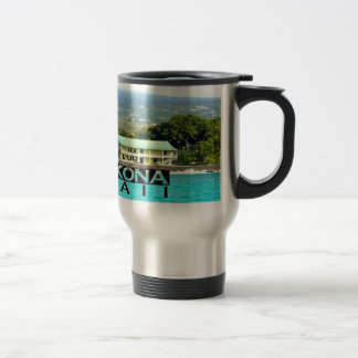 Kailua-Kona Travel Mug
