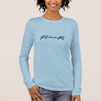 Kainaku Ladies Fitted Long Sleeve Long Sleeve T-Shirt