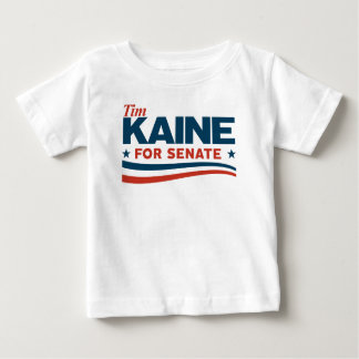 KAINE - Tim Kaine for Senate Baby T-Shirt