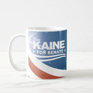KAINE - Tim Kaine for Senate Coffee Mug