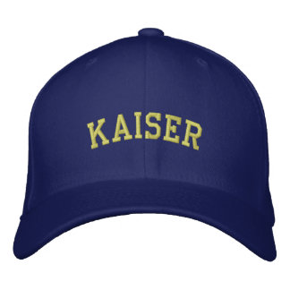 Kaiser Cougars Fitted Hat