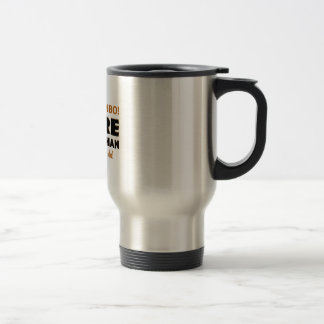KAJUKENBO! DESIGN TRAVEL MUG