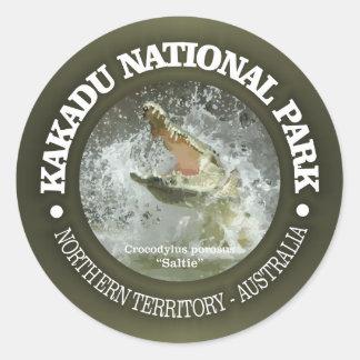 Kakadu National Park Classic Round Sticker