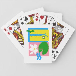 Kakadu - Playing Cards