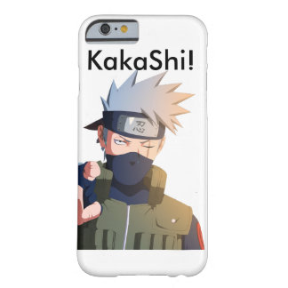 kakashi design for iphone 6 barely there iPhone 6 case