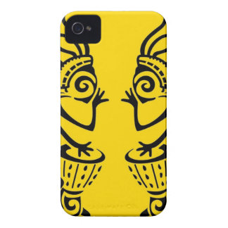 Kakilambe Drum Logo iPhone Case