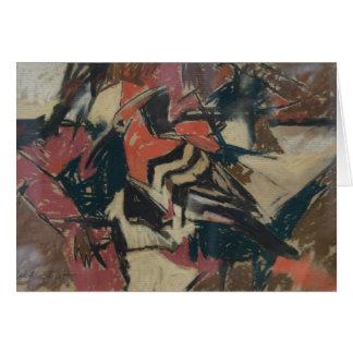 Kalahari Hoopoe - Art card