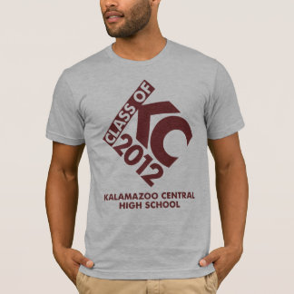 Kalamazoo Central Class of 2012 T-Shirt