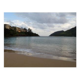 Kalapaki Bay in Kauai, Hawaii Postcard